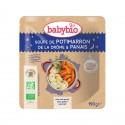 Doypack bébé Soupe de Potimarron de la Drôme & Panais