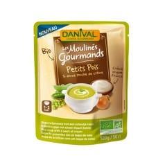 Moulinés Gourmands Petits pois & Crème 50cl