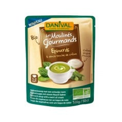 Moulinés Gourmands Epinard & Crème 50cl
