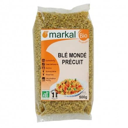 Markal Blé Mondé Précuit 500 g de Markal