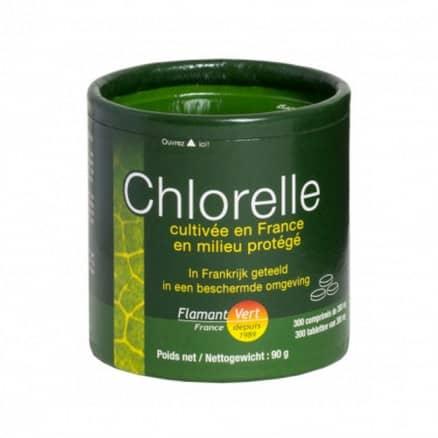 Chlorelle de Flamant Vert