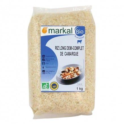 Markal Riz Long Demi-Complet Camargue 1 kg