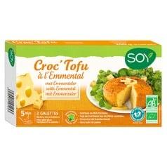 Croq'Tofu Emmental de soy