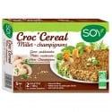 Croc'Céréal Millet Champignons
