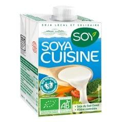 Biosoy soja cuisine bio