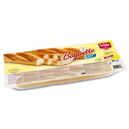 Baguette sans gluten de schär