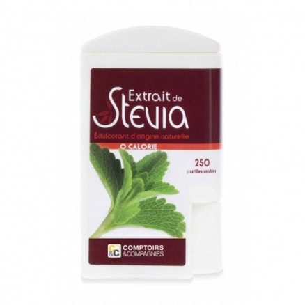 Extrait de Stevia de Comptoirs et Compagnies