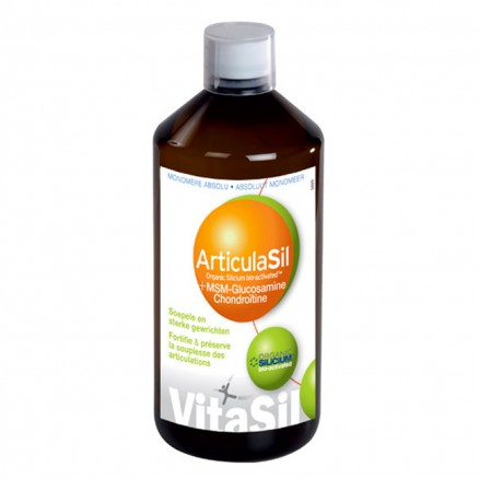 Articulasil + MSM/Glucosamine/Chondroïtine