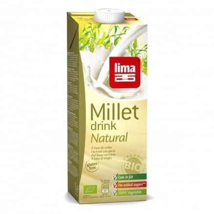 Boisson à base de millet