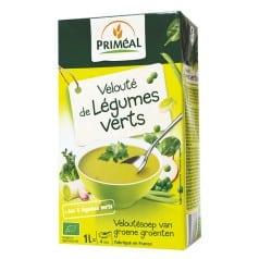 Velouté légumes verts