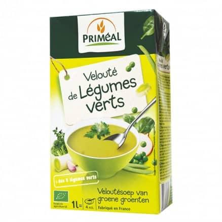 Priméal Velouté de Légumes Verts 1 L de Primeal
