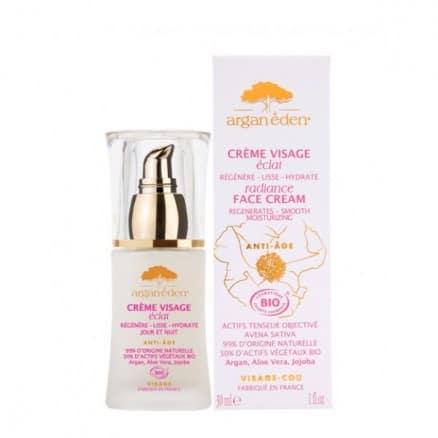 Crème Visage Eclat Anti-âge