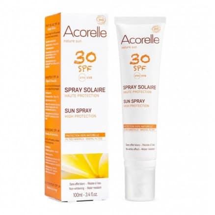 Spray Solaire SPF 30 Haute Protection