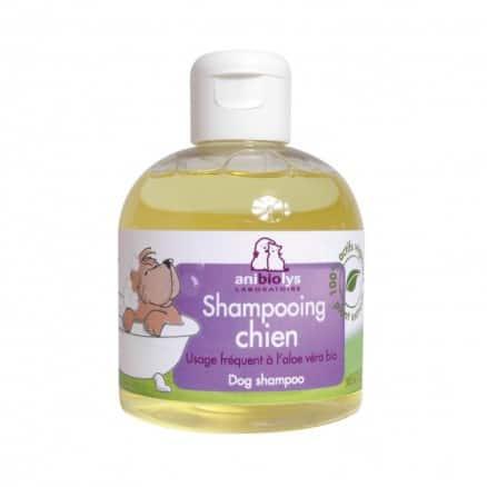 Shampooing Chien à l'aloé vera bio