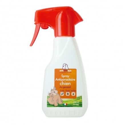 Anibiolys Spray Antiparasitaire Chien 25 cl