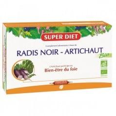 Radis Noir Artichaut Bien-être du Foie