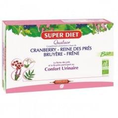 Quatuor Cranberry Reine des Prés Bruyère Frêne Confort Urinaire