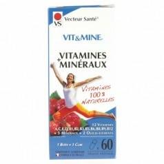 Vit & Mine (Vitamines et minéraux)