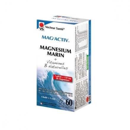 Mag'activ Magnésium marin