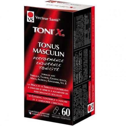 Toni'x Tonus masculin
