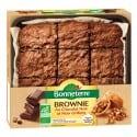 Brownie Chocolat Noir & Noix Grillées