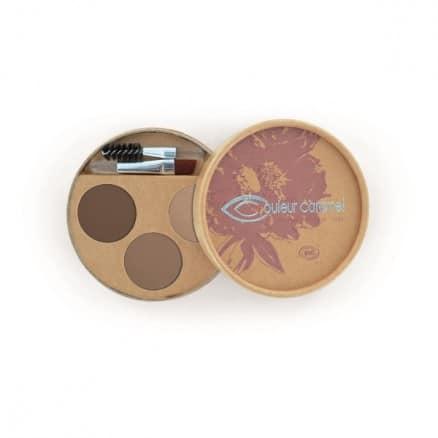 Couleur Caramel Kit Sourcils x1
