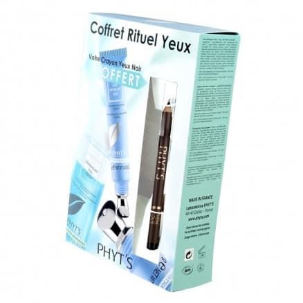 Coffret Rituel Yeux 1 Crayon Yeux Noir Offert