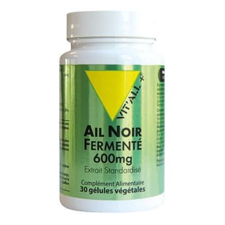 Ail noir fermenté  extrait 600 mg