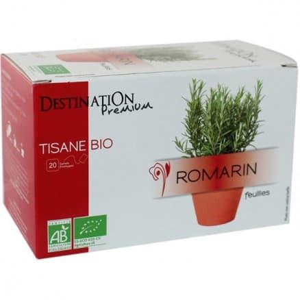 Destination Tisane Romarin x20