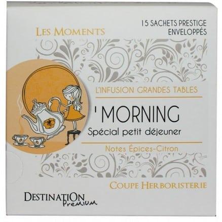 Destination Infusion O'Morning  Spécial Petit-Déjeuner x15