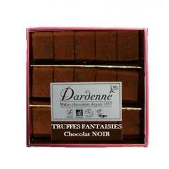 Truffes Fantaisies Chocolat Noir