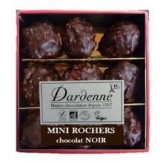 Mini Rochers Chocolat Noir