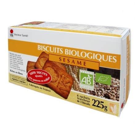Biscuits Diététiques Sésame