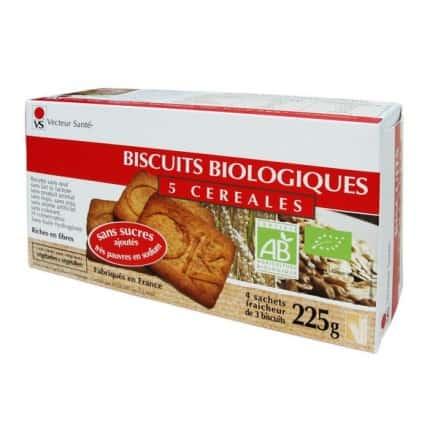 Biscuits Diététiques 5 céréales