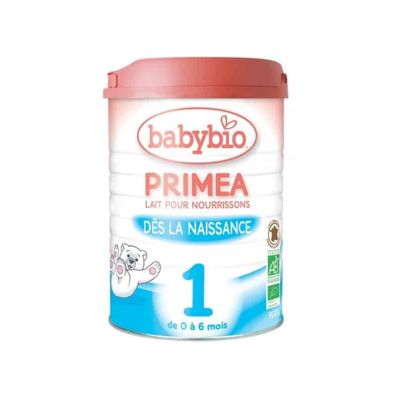 Primea lait nourrisson de 0 6 mois 900 g babybio for Lit nourrisson
