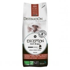 Café Expresso Exception 100% Arabica 16