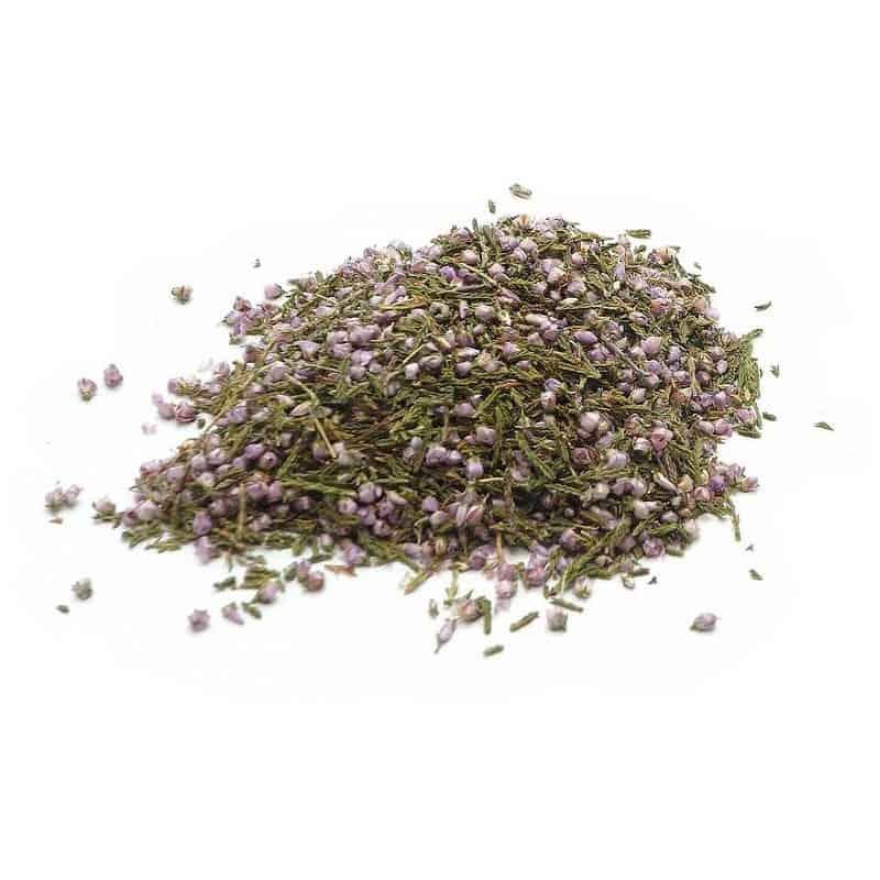 tisane bruy re sommit s fleuries 50 g la vie en herbes. Black Bedroom Furniture Sets. Home Design Ideas