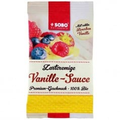 Sauce vanille Type crème Anglaise