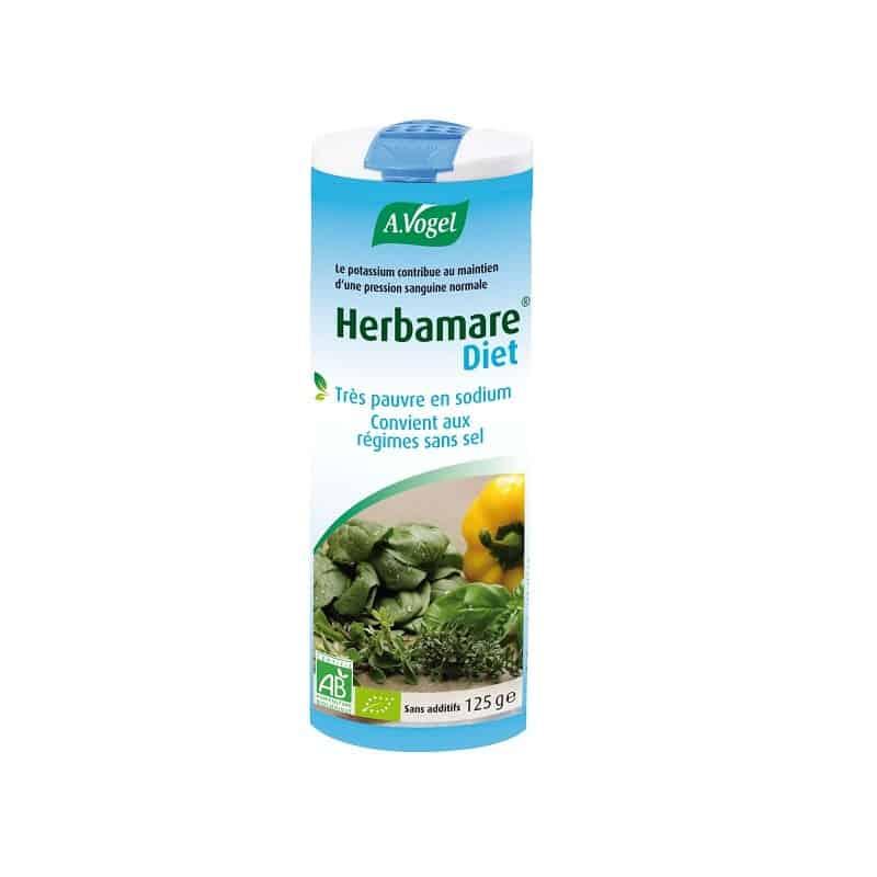 herbamare diet tr s pauvre en sodium 125 g a vogel. Black Bedroom Furniture Sets. Home Design Ideas
