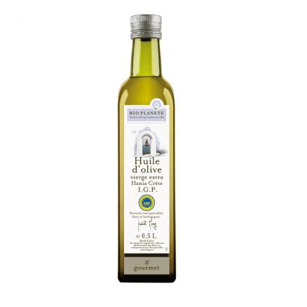 Bio Planète Huile d'olive Vierge Extra Crète 500 ml