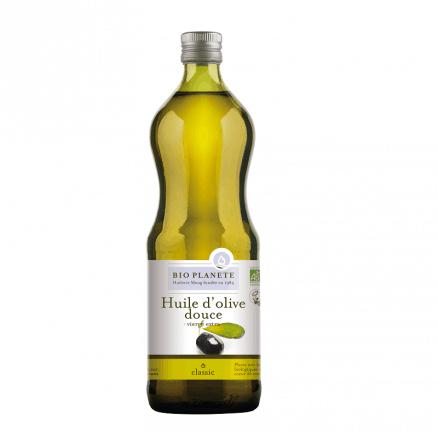 Bio Planète Huile d'Olive Douce Vierge Extra 1 L