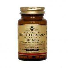 Methylcobalamine Vitamine B12 1000 ug