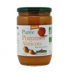 Purée Pommes Abricots