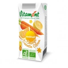 Jus d'Orange Carotte Citron
