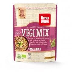 Vegi Mix Epeautre, Riz, Avoine et Petits Légumes