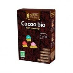 Cacao Pur Sans Sucre