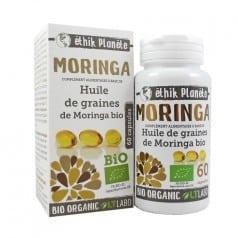 Huile de Graines de Moringa Bio