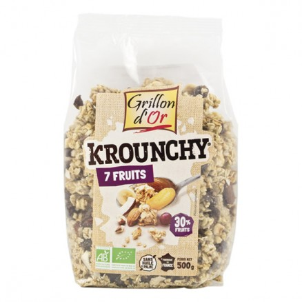 Grillon d'Or Krounchy 7 Fruits 500 g