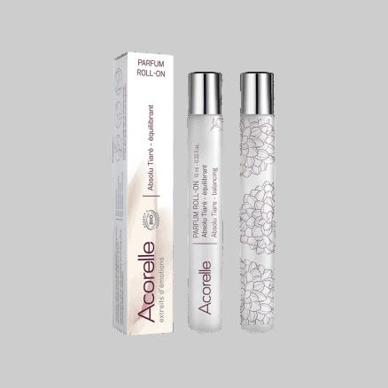 Acorelle Parfum Roll-On Absolu Tiaré 10 ml