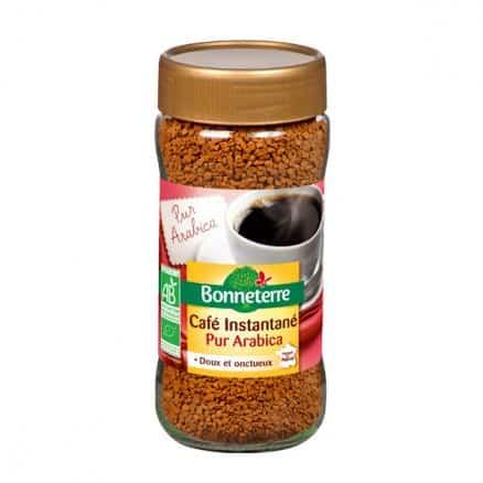 Bonneterre Café Instantané Pur Arabica 100 g